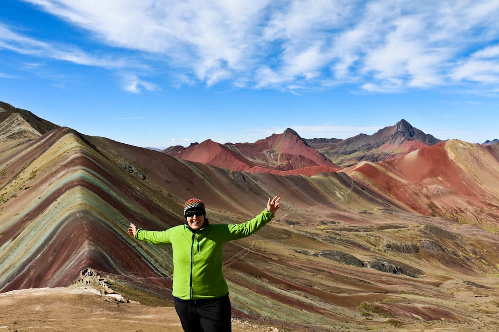 Highlights in Peru: Rainbow Mountains