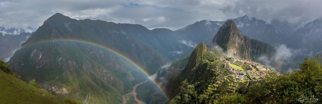 Highlights in Peru: Machu Picchu