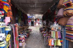 Peru Reiseroute für 7 Tage