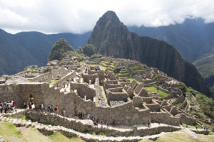 Machu Picchu darf in keiner Peru Reiseroute fehlen!