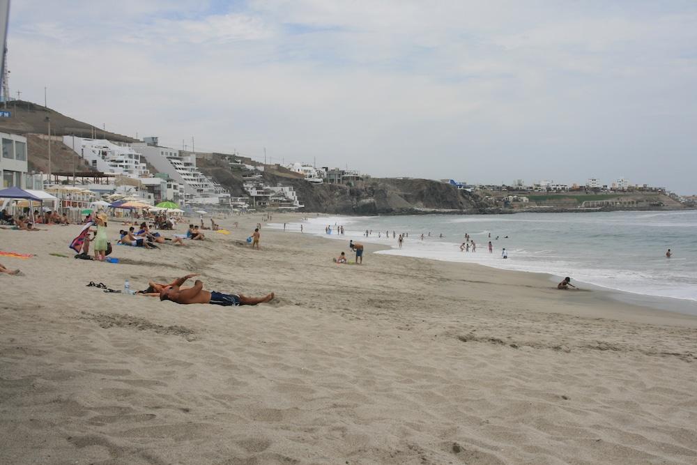Badeort südlich von Lima