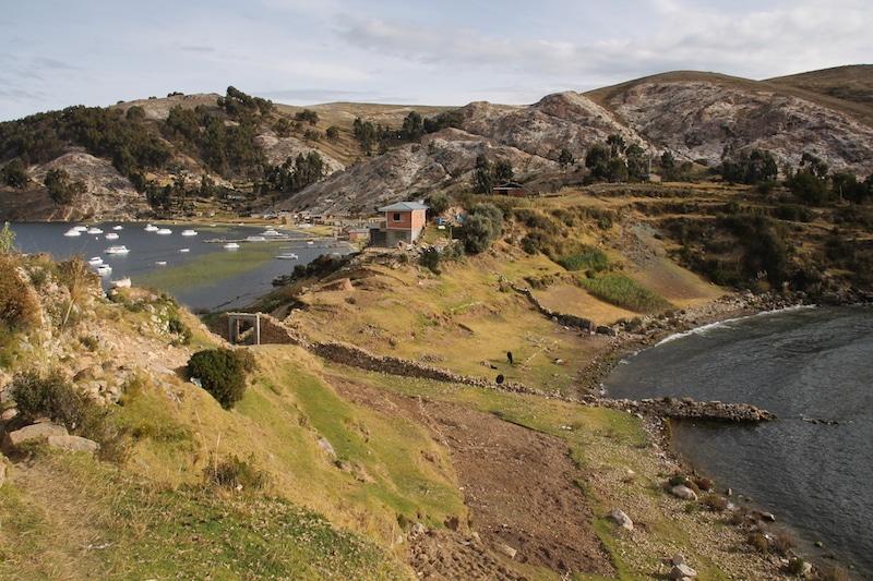 Peru und Bolivien verbindet der Titicacasee