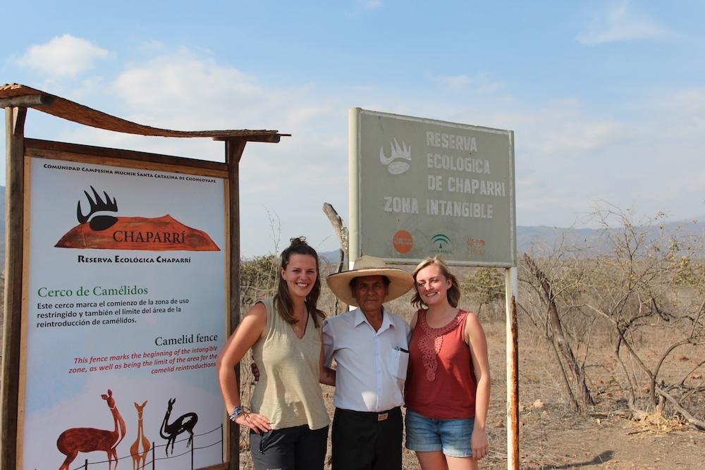 Im Nationalpark Chaparrí mit Parkführer Juan