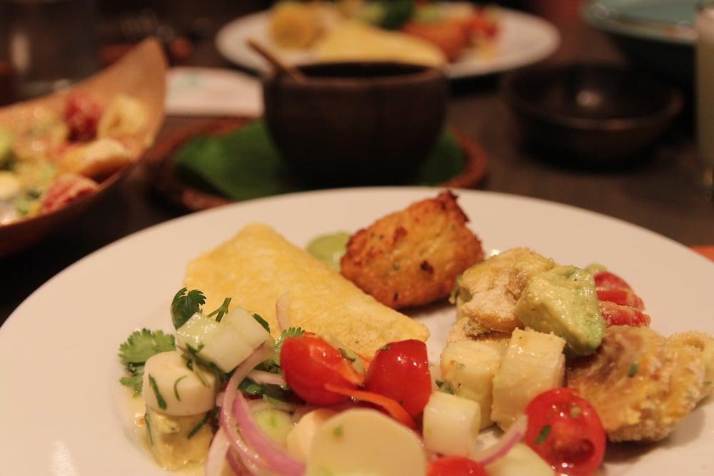 Kulinarische Reise durch Peru