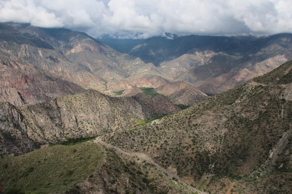 Zwischen Leymebamba und Cajamarca