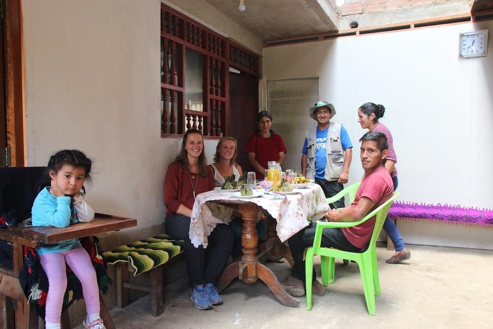 Hoomestay Peru