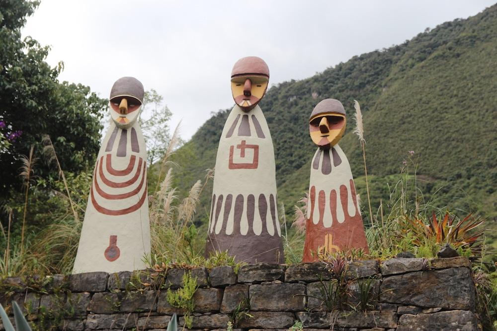 Mumien in Leymebamba